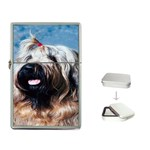 Briard Flip Top Lighter