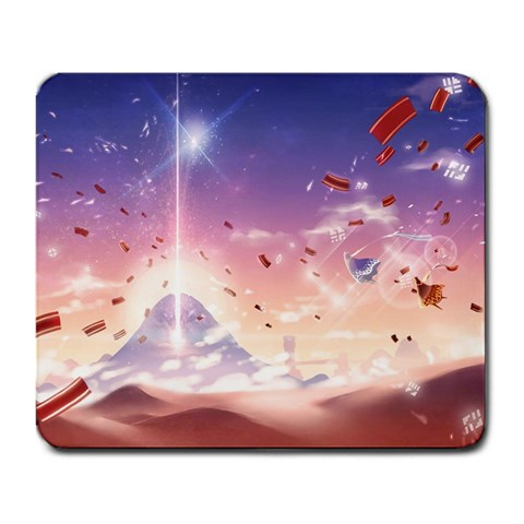 By Alexis Nguyen   Large Mousepad   A0mgylmof3mo   Www Artscow Com Front