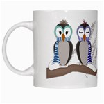 winter mug 1 - White Mug