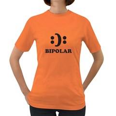 Bipolar Womens' T Shirt (colored)