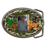 Hunter s Belt Buckle
