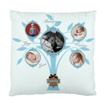 Family Love two sided cushion - Cushion Case (Two Sides)
