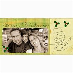 4x8 Photo Cards By Deca   4  X 8  Photo Cards   Xtxnvpbvxexh   Www Artscow Com 8 x4 Photo Card - 4