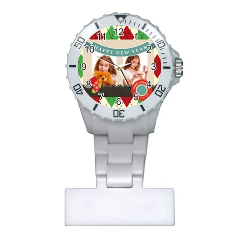 Xmas By Joely   Plastic Nurses Watch   Eit388mwteag   Www Artscow Com Front