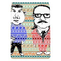 The Cheeky Buddies Removable Flap Cover (small) by doodlelabel