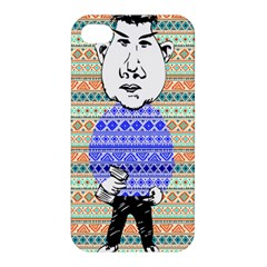 The Cheeky Buddies Apple iPhone 4/4S Premium Hardshell Case