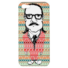The Cheeky Buddies Apple Iphone 5 Hardshell Case by doodlelabel