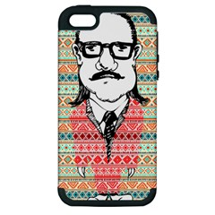 The Cheeky Buddies Apple Iphone 5 Hardshell Case (pc+silicone) by doodlelabel