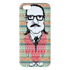 The Cheeky Buddies Iphone 5 Premium Hardshell Case by doodlelabel