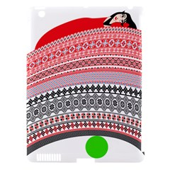 The Princess And The Pea Apple Ipad 3/4 Hardshell Case (compatible With Smart Cover) by doodlelabel