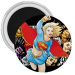 supergirl and the legend of super heroes 3  Magnet