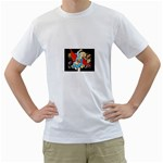 supergirl and the legend of super heroes White T-Shirt