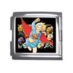 supergirl and the legend of super heroes Mega Link Italian Charm (18mm)