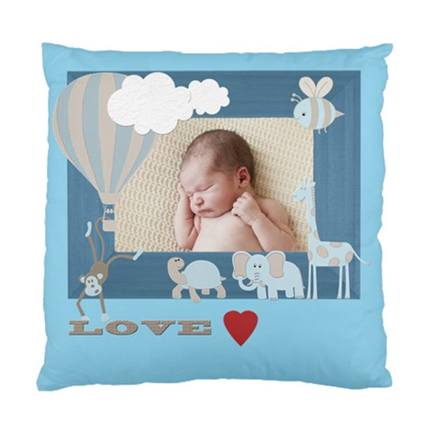 Baby Love By Chatting   Standard Cushion Case (one Side)   T8mi8icogmdh   Www Artscow Com Front