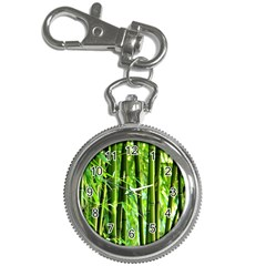Bamboo Key Chain & Watch by Siebenhuehner