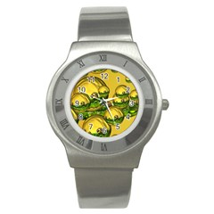 Balls Stainless Steel Watch (slim) by Siebenhuehner