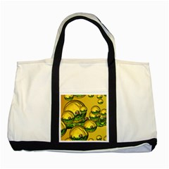 Balls Two Toned Tote Bag by Siebenhuehner
