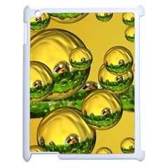Balls Apple Ipad 2 Case (white) by Siebenhuehner