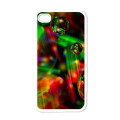 Fantasy Welt Apple Iphone 4 Case (white) by Siebenhuehner