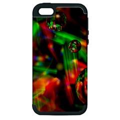 Fantasy Welt Apple Iphone 5 Hardshell Case (pc+silicone) by Siebenhuehner