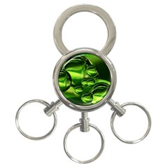 Balls 3 Ring Key Chain by Siebenhuehner