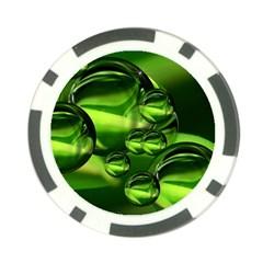 Balls Poker Chip (10 Pack) by Siebenhuehner