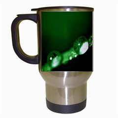 Drops Travel Mug (white) by Siebenhuehner