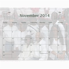 Webster By Wilma Phillips   Wall Calendar 11  X 8 5  (18 Months)   Ola9kr8yqjx4   Www Artscow Com Nov 2014