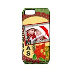 merry christmas - Apple iPhone 5 Classic Hardshell Case (PC+Silicone)