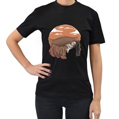 Siesta Womens' T Shirt (black)