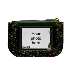 Green Sparkle Mini Coin Purse By Lil    Mini Coin Purse   X344qtoip9cu   Www Artscow Com Back