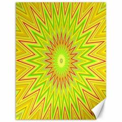 Mandala Canvas 12  X 16  (unframed) by Siebenhuehner