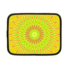 Mandala Netbook Sleeve (small) by Siebenhuehner