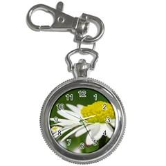 Daisy With Drops Key Chain & Watch by Siebenhuehner