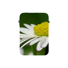 Daisy With Drops Apple Ipad Mini Protective Sleeve by Siebenhuehner