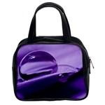 Drops Classic Handbag (Two Sides) Front
