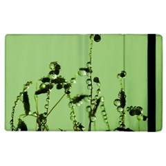 Mint Drops  Apple Ipad 2 Flip Case by Siebenhuehner