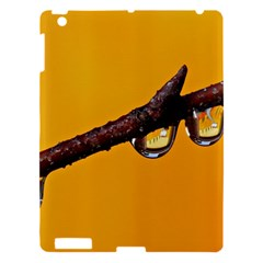 Tree Drops  Apple Ipad 3/4 Hardshell Case by Siebenhuehner