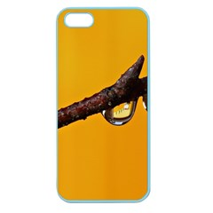 Tree Drops  Apple Seamless iPhone 5 Case (Color) by Siebenhuehner