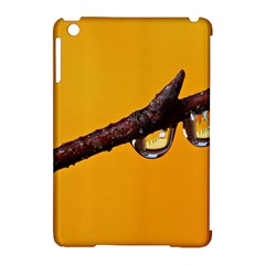 Tree Drops  Apple Ipad Mini Hardshell Case (compatible With Smart Cover) by Siebenhuehner