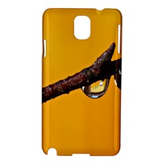 Tree Drops  Samsung Galaxy Note 3 N9005 Hardshell Case