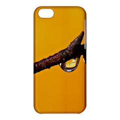 Tree Drops  Apple Iphone 5c Hardshell Case by Siebenhuehner
