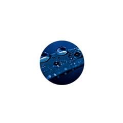Drops 1  Mini Button by Siebenhuehner