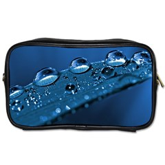 Drops Travel Toiletry Bag (two Sides) by Siebenhuehner