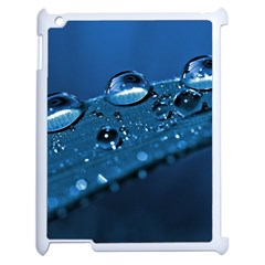 Drops Apple Ipad 2 Case (white) by Siebenhuehner