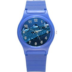 Drops Plastic Sport Watch (small) by Siebenhuehner