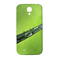 Green Drops Samsung Galaxy S4 I9500/i9505  Hardshell Back Case by Siebenhuehner