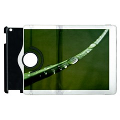 Grass Drops Apple Ipad 2 Flip 360 Case by Siebenhuehner