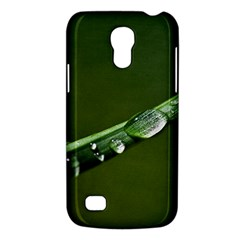 Grass Drops Samsung Galaxy S4 Mini (gt I9190) Hardshell Case  by Siebenhuehner