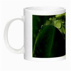 Grass Drops Glow In The Dark Mug by Siebenhuehner